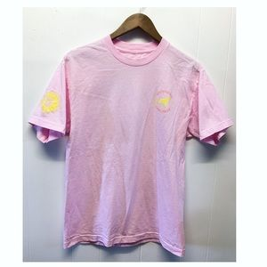 Southern Girl Prep   Sunny Days Pink T-shirt Beach